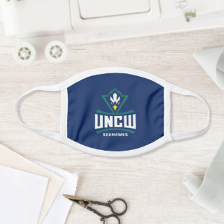 UNCW Seahawks Face Mask