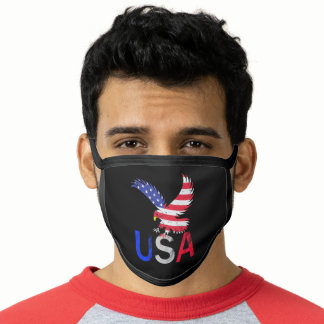 USA Eagle Face Mask