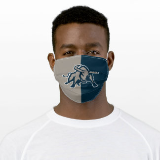 Utah State | Aggie Blue Adult Cloth Face Mask