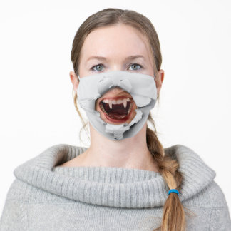 Vampire Adult Cloth Face Mask