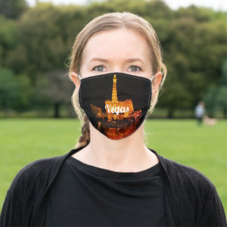 Vegas Face Mask