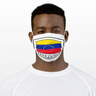 Venezuela Adult Cloth Face Mask