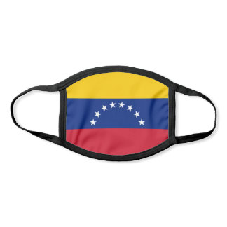 Venezuela Flag Face Mask