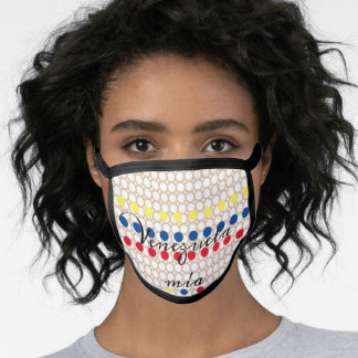 Venezuela mine face mask