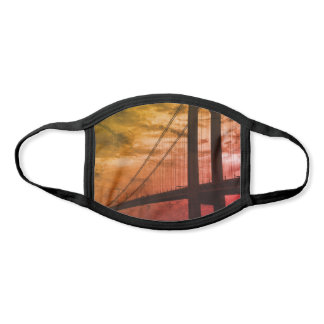 Verrazzano-Narrows Bridge New York City USA Face Mask