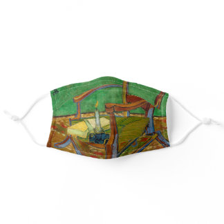 Vincent van Gogh - Paul Gauguin's Armchair Adult Cloth Face Mask