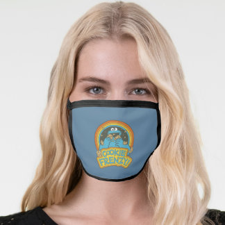 Vintage Cookie Monster | Cookie Frenzy Face Mask