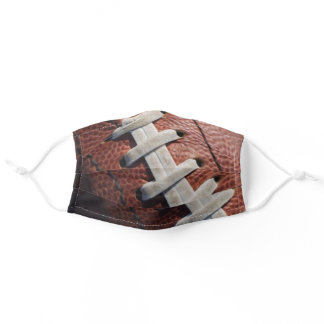 Vintage Football - Popular Sports Adult Cloth Face Mask