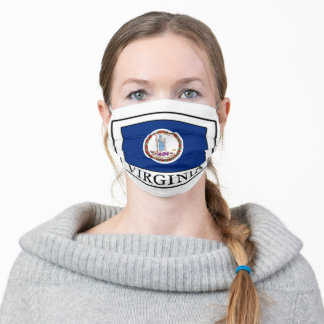 Virginia Adult Cloth Face Mask