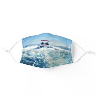 Water Sports Photo Adult Cloth Face Mask