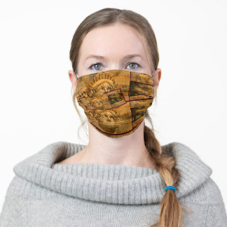 We the People Adult Cloth Face Mask