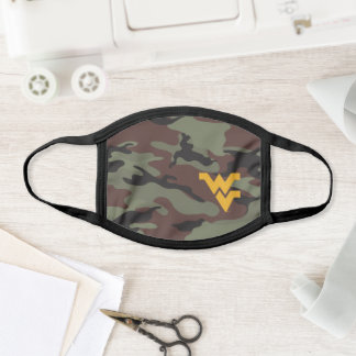 West Virginia | Camo Pattern Face Mask