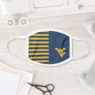 West Virginia | Stripes Pattern Face Mask