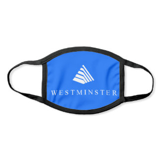 Westminster, Colorado City Flag Face Mask