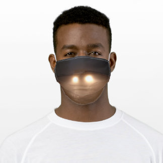 Who's There? Adult Cloth Face Mask