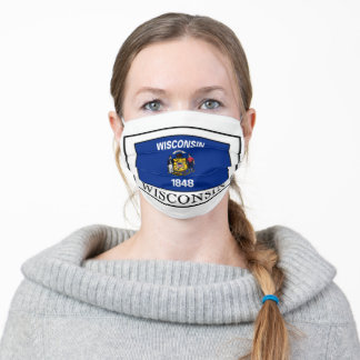 Wisconsin Adult Cloth Face Mask