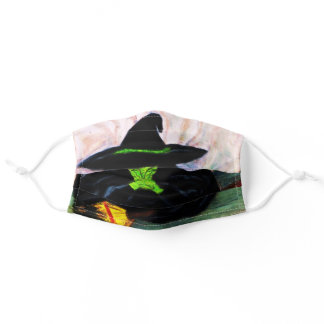 WIZARD OF OZ MELTING WICKED WITCH face mask