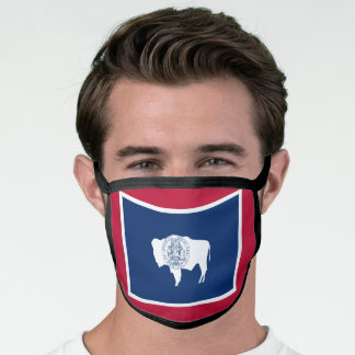 WYOMING FACE MASK