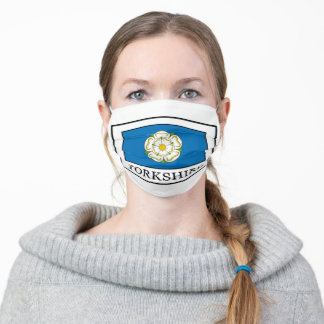 Yorkshire Adult Cloth Face Mask
