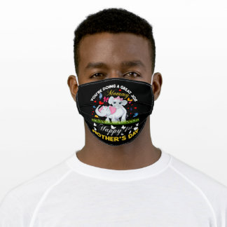 You Are Doing A Great Job Mommy Adult Cloth Face Mask