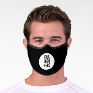 Your Logo Personalized Premium Face Mask